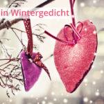 Ein Wintergedicht