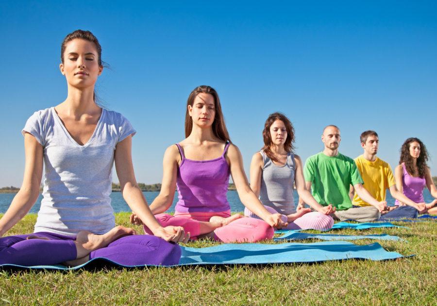 Meditation verändert das Leben