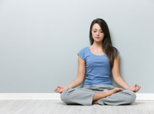 wie man richtig meditiert