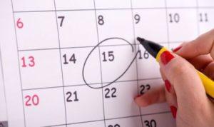 Wie kann ich meine fruchtbaren Tage berechnen