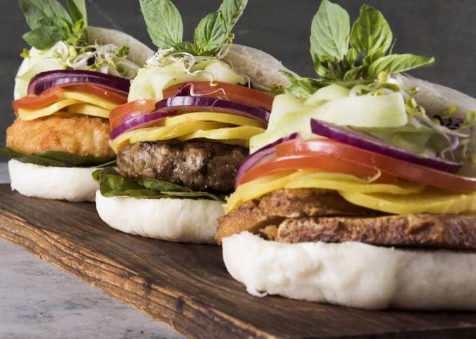 Wenn Sie Burger lecker finden, werden Sie diese Kreation besonders mögen.