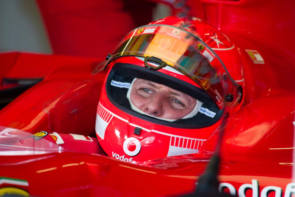 Wie geht es Michael Schumacher 1