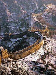 Wie lang ist die Chinesische Mauer