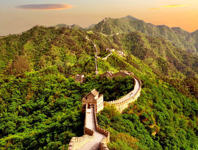 Chinesische Mauer Karte.Wie Lang Ist Die Chinesische Mauer Wirklich Genaue Länge Und Höhe