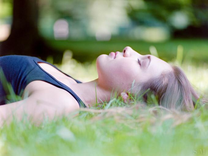 yoga SAVASANA