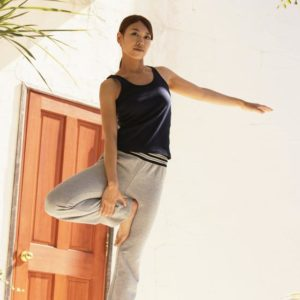 Entspannung leicht gemacht: 3 Yoga-Atemübungen gegen Stress.