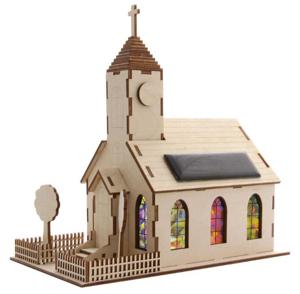 Harmonie in der ruhigen Zeit des Jahres - Memeolife Kirche
