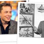 Das Geheimnis ihres Erfolgs? Was Walt Disney und Elon Musk verbindet.