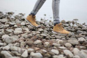 pexels-photo-Dockers, Woman, Gravel
