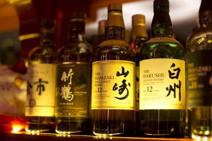 Whisky aus dem Land der Kirschblüten ist alles andere als Fusel.