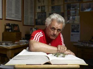 JOHN IRVING author