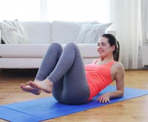 Wie kann ich an den Beinen und Oberschenkeln abnehmen