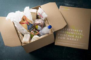 Genusshandwerker Versandverpackung
