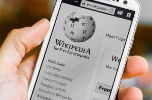 Wikipedia Eintrag erstellen lassen