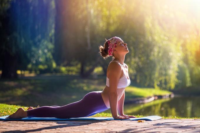 Love'n'Yoga. Besser als Sex?