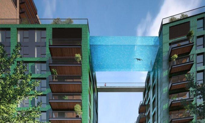 Würden Sie hier schwimmen gehen? Ein Badevergnügen der ganz besonderen Art.