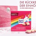 EILMELDUNG – Einhorn Schokolade wird wieder produziert.