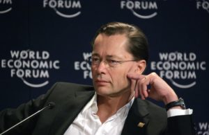 Thomas Middelhoff. © World Economic Forum.  by E.T. Studhalter