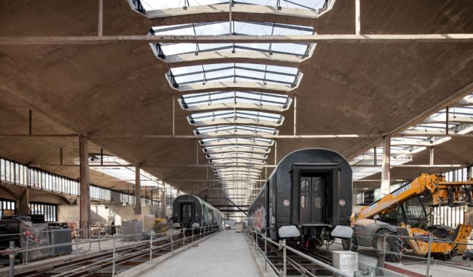 Vom Güterbahnhof zum größten StartUp Campus der Welt.