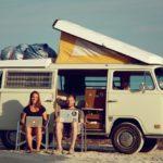 Arbeiten, wo andere Urlaub machen – Alltag für digitale Nomaden.