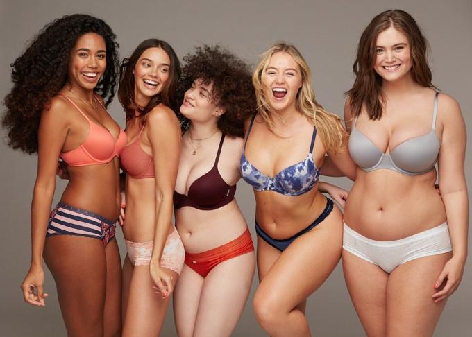 Body-Positivity: Niemand ist perfekt, aber wir sind alle schön.