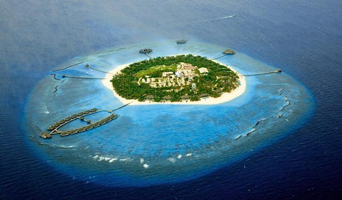 Größter Weinkeller auf den Malediven beherbergt mehr als 650 exklusive Weine und Champagner.