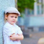 Wie soll ich reagieren wenn mein Kind mich schlägt?