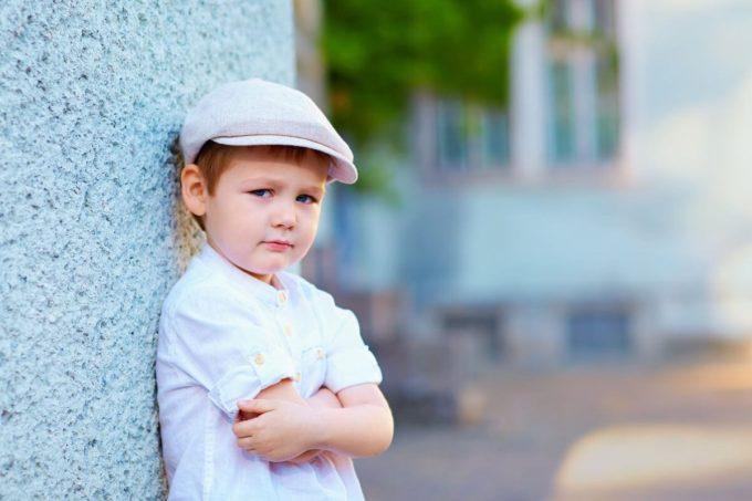 Wie soll ich reagieren wenn mein Kind mich schlägt