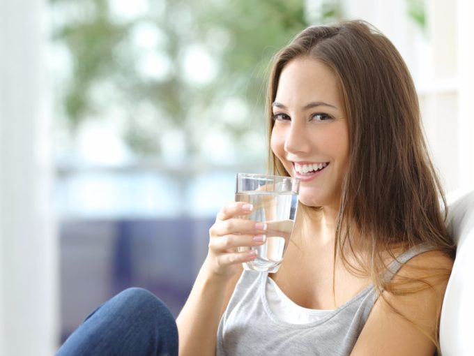 Ist es gesund Leitungswasser zu trinken