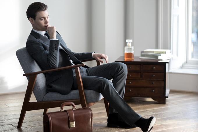 Maxwell-Scott. Wie eine britische Luxusmarke, alte Familien Traditionen mit modernen Recruiting Methoden verbindet