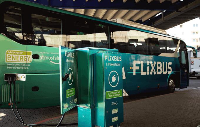 Flixbus startet mit chinesischen Elektro-Fernbus in Deutschland 1