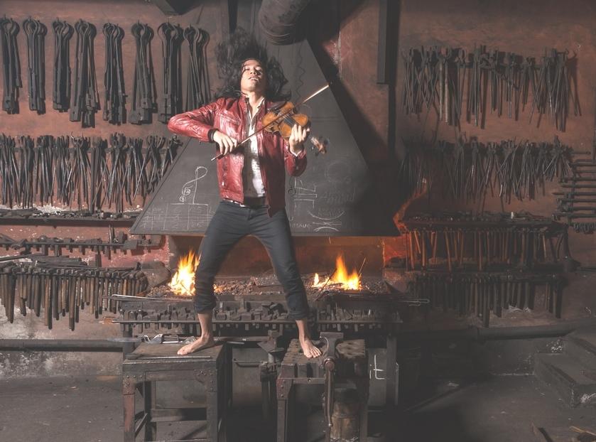 Iskandar Widjaja – Violinist, Genie, Freigeist, Rebell – ein zwischen den Welten Wandernder