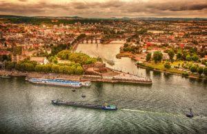 Teil 1: Deutschlands atemberaubende Flüsse. — Die besten Kurzreisetips für sonnige Wintertage.