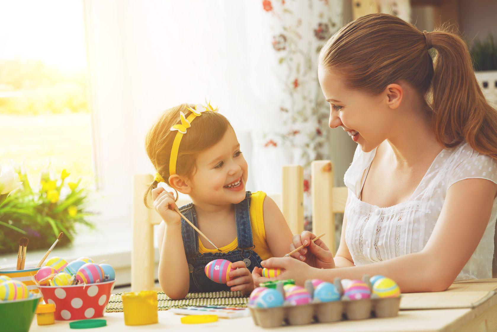 So wird Ostern zu einer besonderen Zeit - nicht nur für ihre Kinder