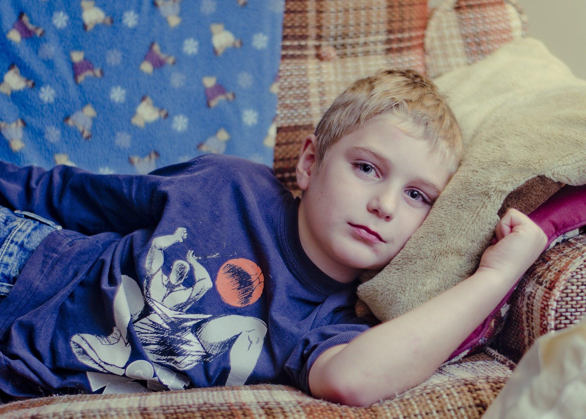 Welche Hausmitteln helfen gegen Durchfall bei Kindern?