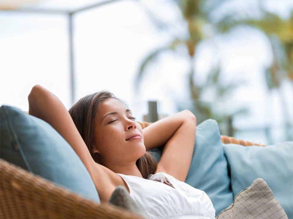 Freizeitgestaltung im Freien – mit allen Sinnen