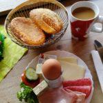 Die Lebensmittel um gesund in den Tag zu starten