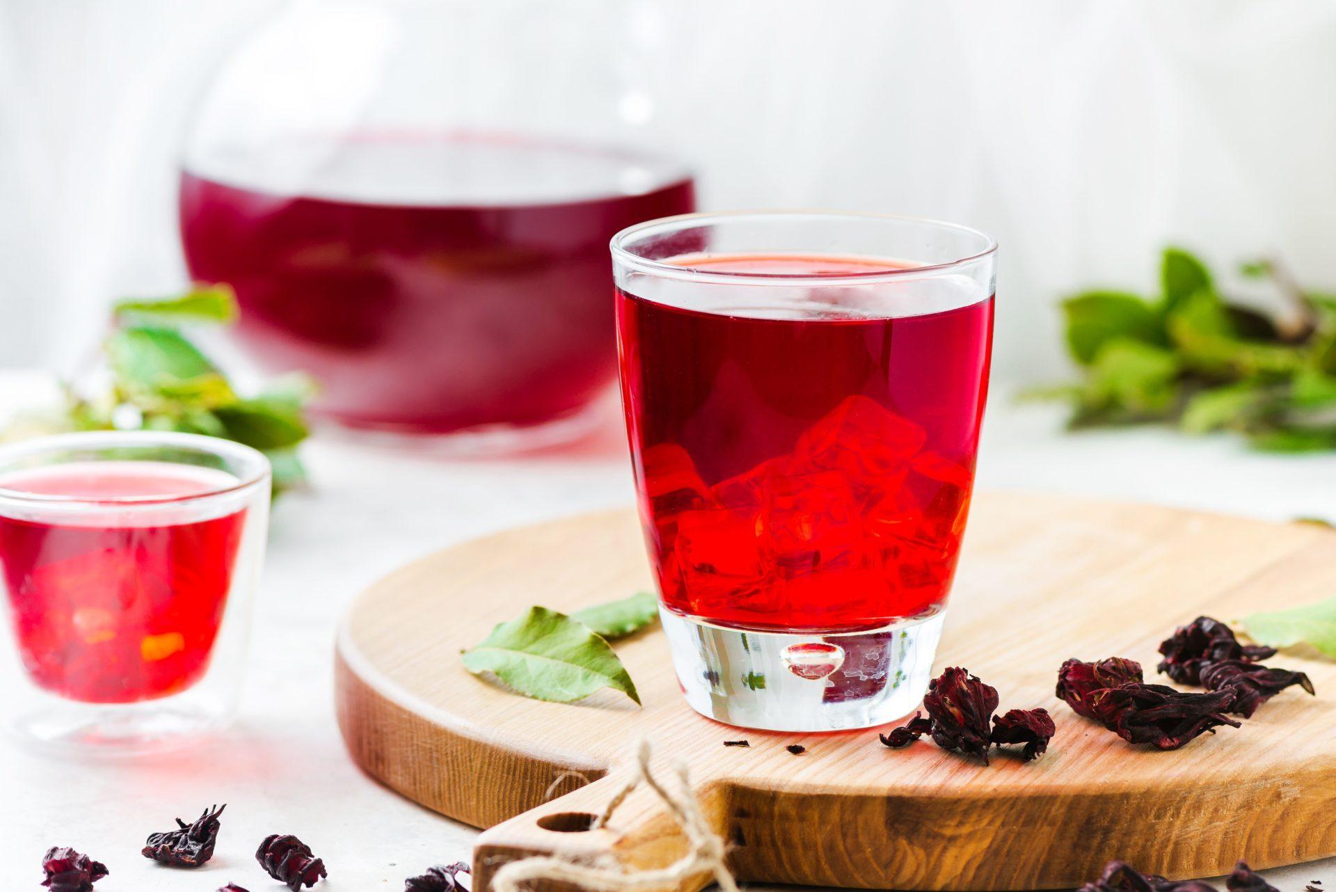 Die wunderbare Wirkung von Hibiskus-Tee