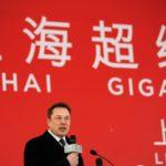 Tesla eröffnet Giga Factory in Shanghai. Planmäßiger Baustart in Deutschland ungewiss.