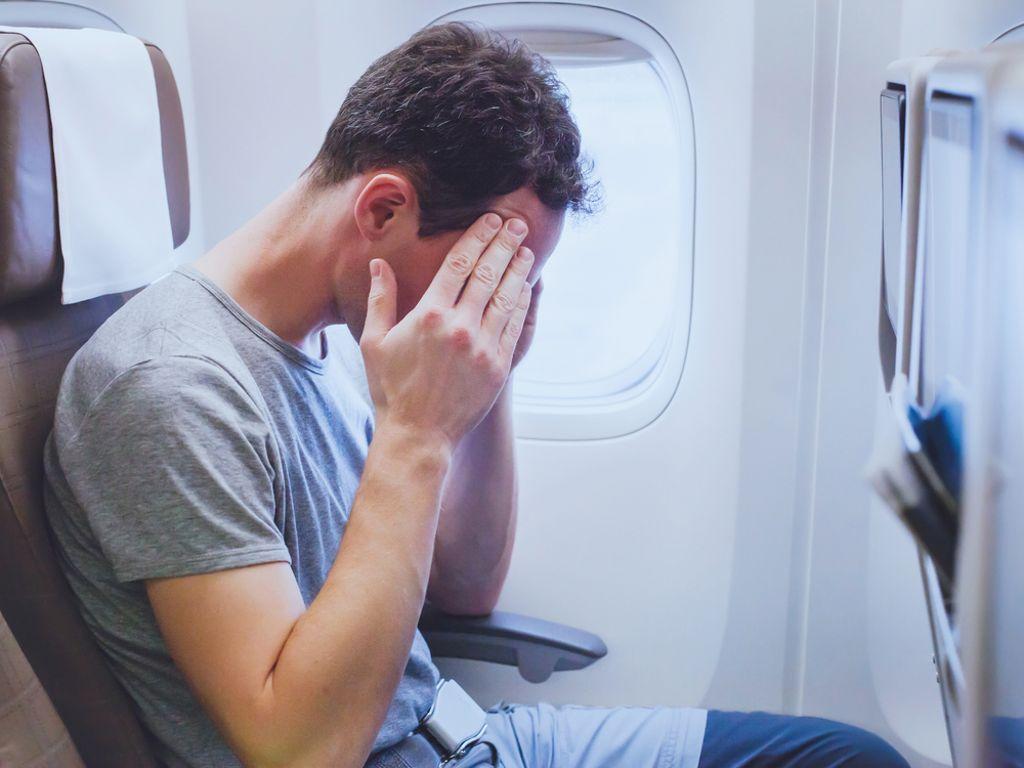Wie kann ich mich im Flugzeug vor dem Corona Virus schützen