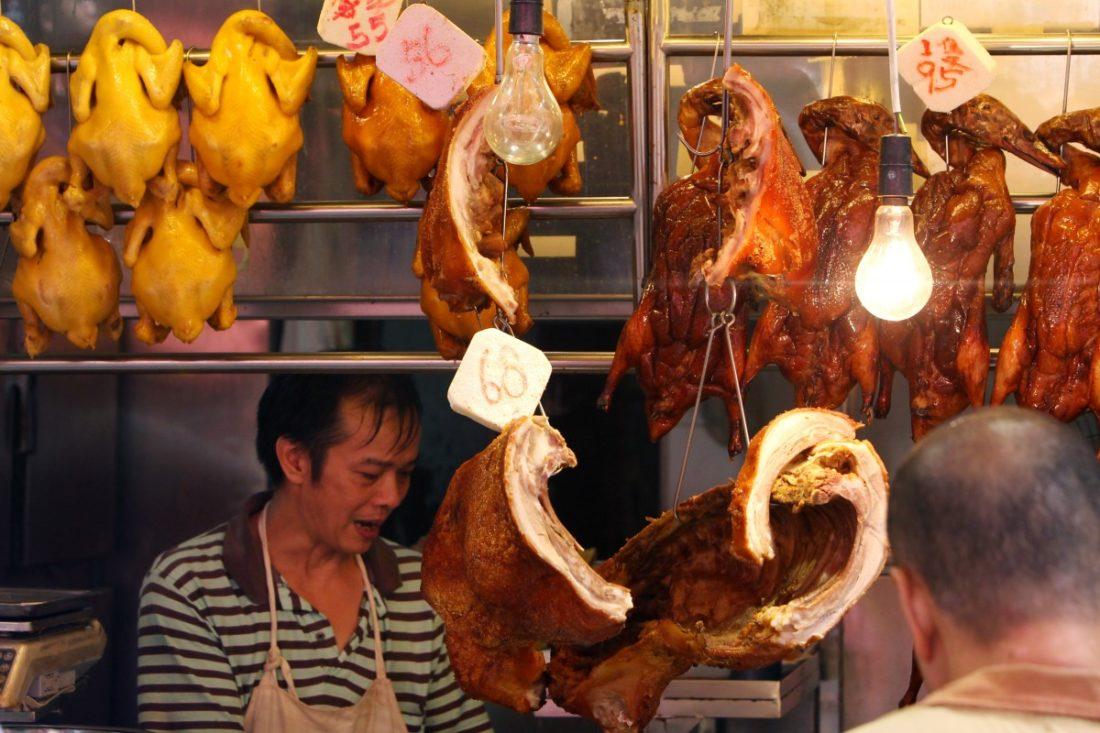 Warum diese Hongkonger Restaurantkette Chinas Online-Markt für Lebensmittellieferungen erschließt