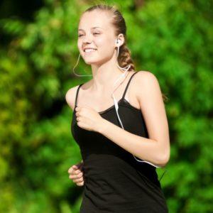 Frühjahrsmüdigkeit überwinden - Sport