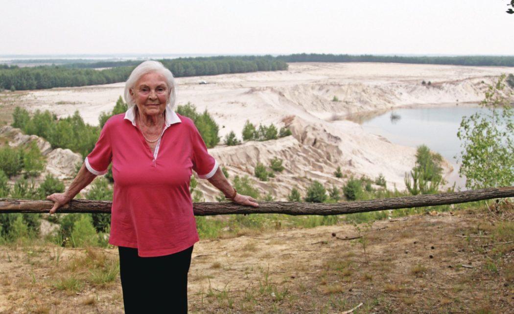 Erinnerungen an die Grande Dame des Naturschutzes. Inge Sielmann.