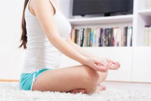 Durch den Körper Achtsamkeit erfahren - Meditation