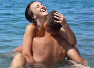 Wie geht Sex im Wasser