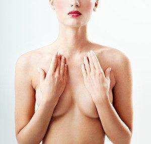 Olivenöl gegen hängende Brust