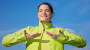 Achtsamkeitsmeditation Anleitung - Atmung